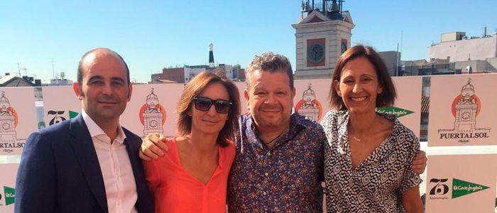 El Corte Inglés Inaugura Su Nueva Terraza En La Puerta Del Sol