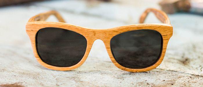 6e9eec8203 Nacen las primeras gafas de madera de barricas de whisky