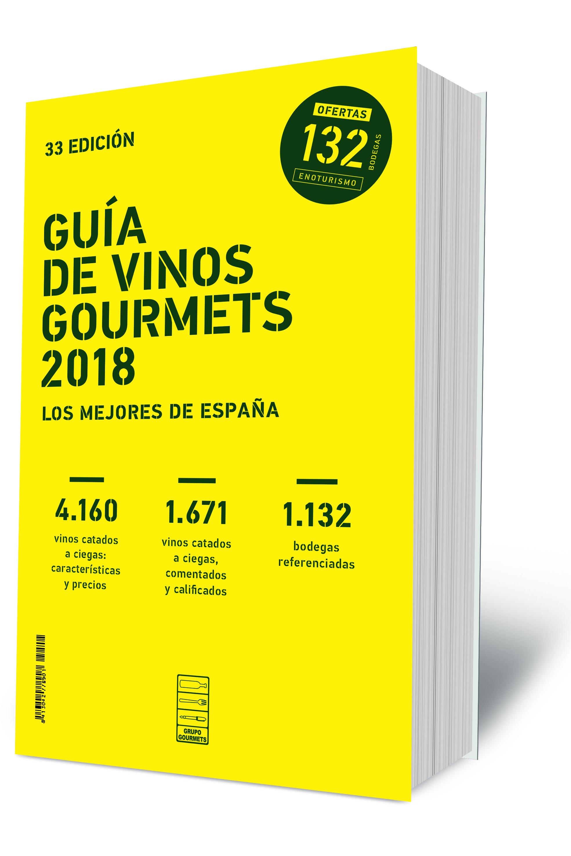 Guía de Vinos 2018