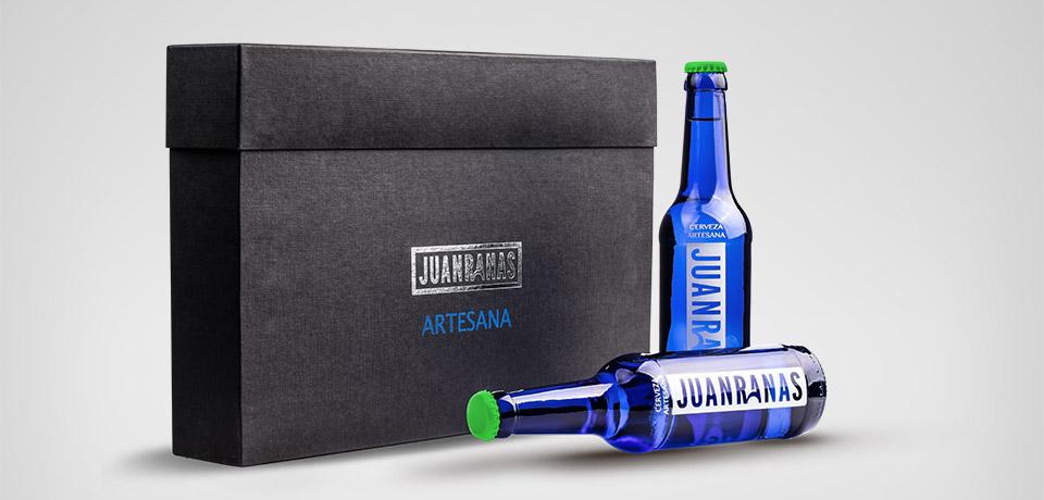 Cerveza Juan Ranas